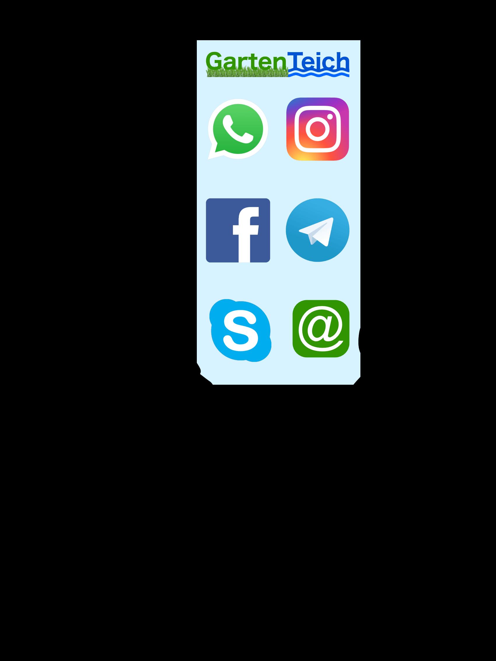 Kontakt Smartphone-Apps