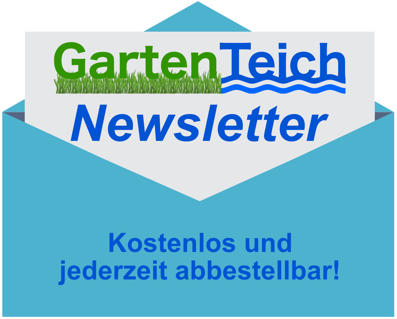 Newsletter GartenTeich