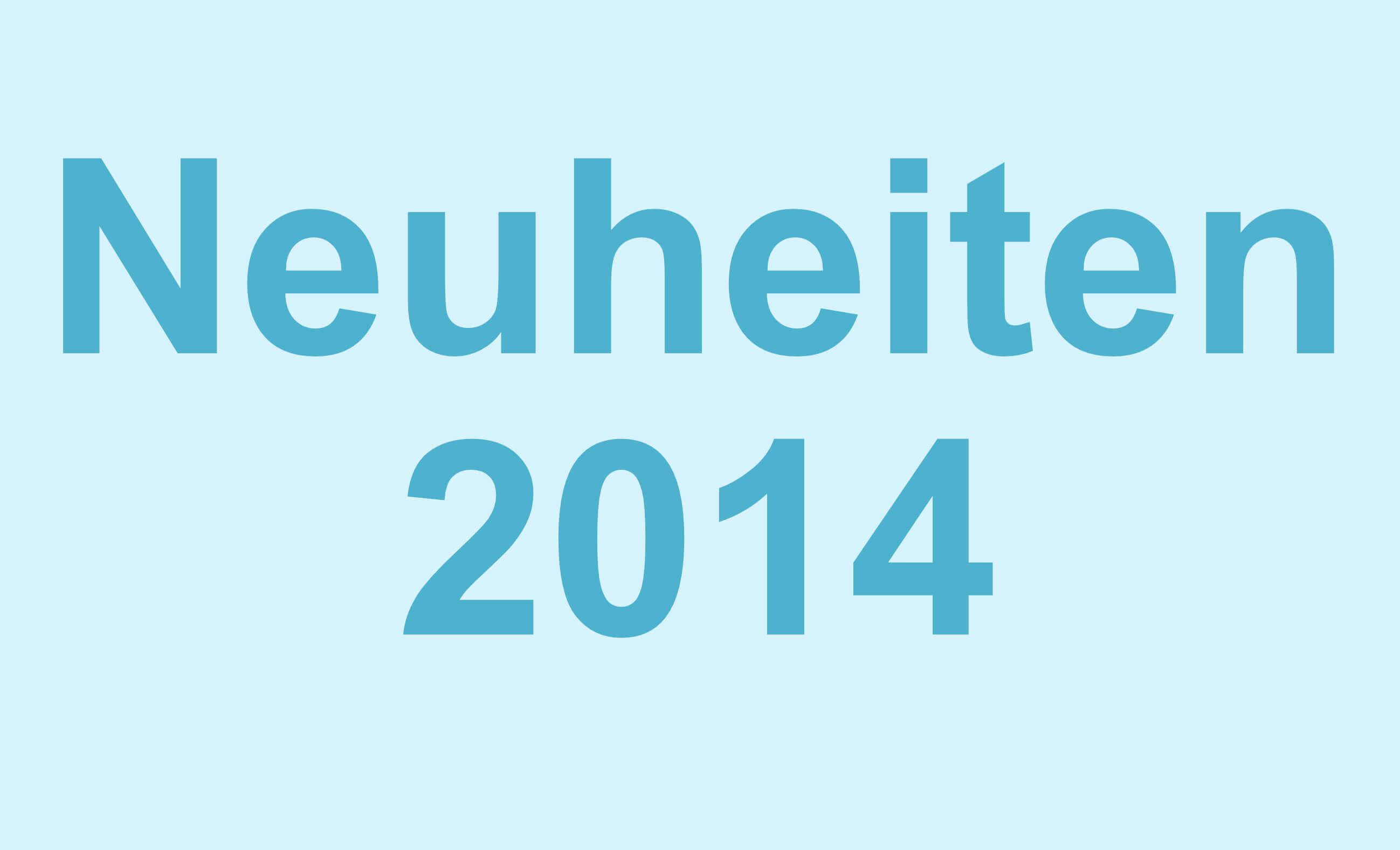 Gartenteich Neuheiten 2014